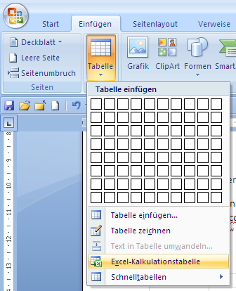 Rechnungserstellung Mit Word Und Excel Time4joomla